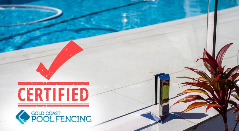 Free Glass Pool Fence Certification